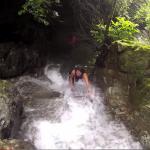 Kuzuha-river_climbing_葛葉川本谷_-_YouTube